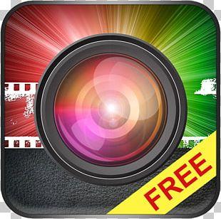 Camera Lens App Store PNG