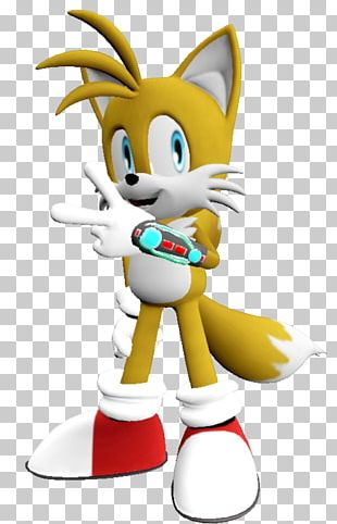 Tails Sonic Riders Sonic The Hedgehog: Triple Trouble Doctor Eggman Knuckles The Echidna PNG