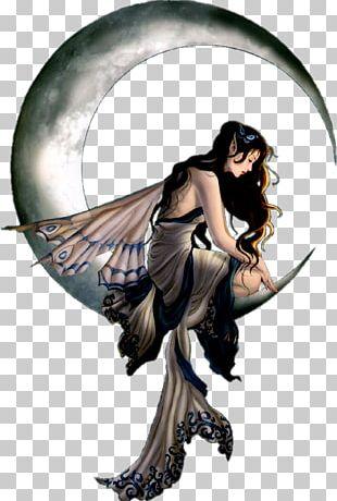 Fairy Sticker Elf Artist PNG