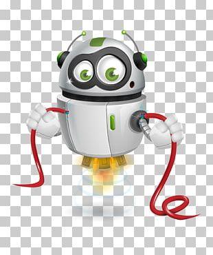 Robotic Arm Telegram Bot API PNG