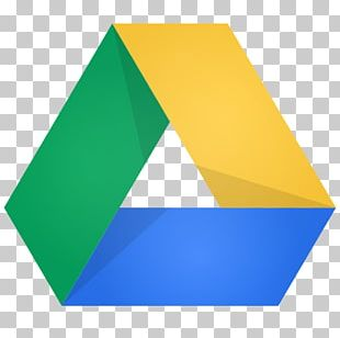 Triangle Yellow Green PNG
