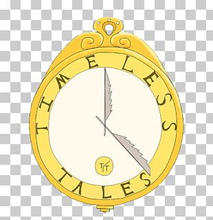 Clock Circle Clothing Accessories PNG