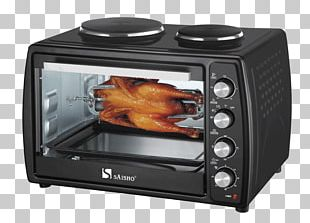 Oven Electric Stove Toaster Home Appliance PNG