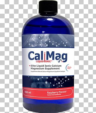 Dietary Supplement Magnesium Citrate Ionic Liquid PNG