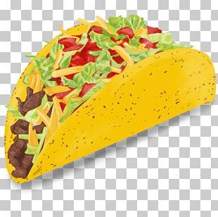 Taco Food Restaurant PNG