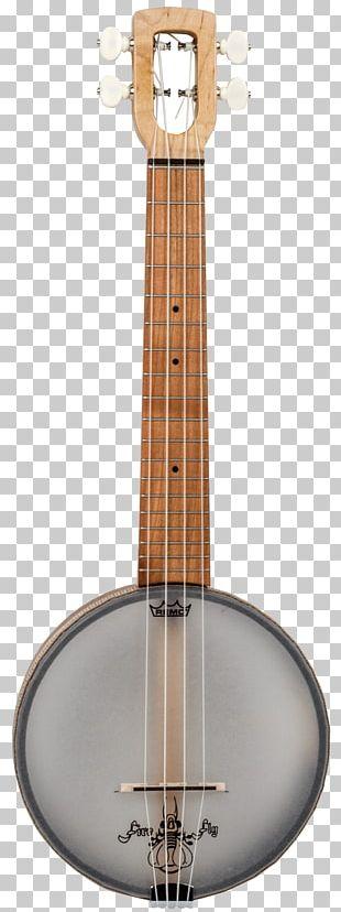 Banjo Guitar Ukulele Banjo Uke Soprano Acoustic-electric Guitar PNG