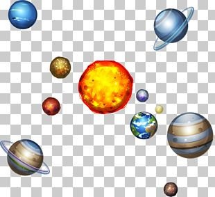Planet Outer Space Universe PNG