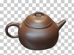 Yixing Teapot Kettle Purple PNG