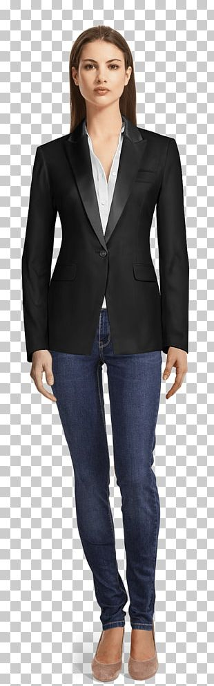 Pant Suits Clothing Blazer Double-breasted PNG