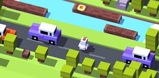 Disney Crossy Road Frogger Flappy Bird Froggy PNG