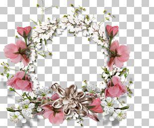 Frame Flower Arranging Branch PNG