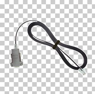 Serial Port Electrical Cable Video Graphics Array Serial Communication 8P8C PNG