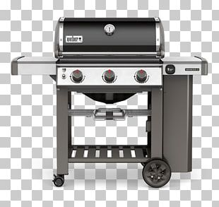 Barbecue Weber Genesis II E-310 Weber-Stephen Products Natural Gas Propane PNG
