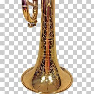 Brass Instruments Musical Instruments Mellophone Wind Instrument PNG