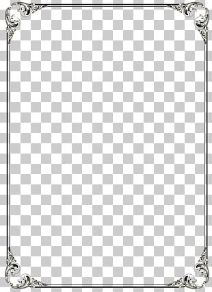 Microsoft Word Template PNG