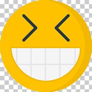 Smiley Emoticon Computer Icons Emoji Laughter PNG