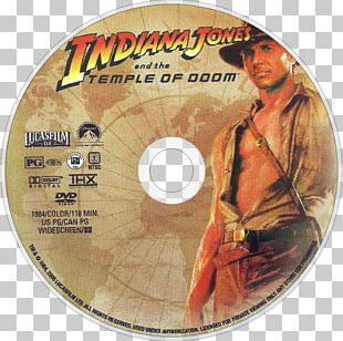 Indiana Jones And The Temple Of Doom DVD Film Compact Disc PNG