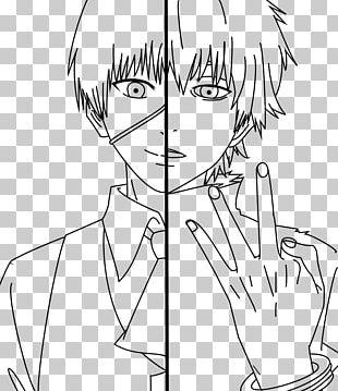 Tokyo Ghoul Drawing Line Art Sketch PNG