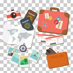 Travel Euclidean Suitcase Icon PNG