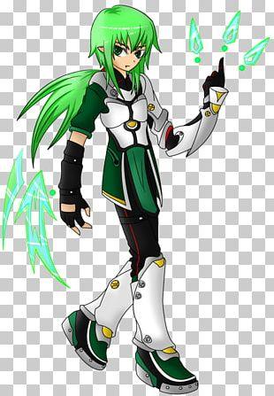 Elsword Character Costume Massively Multiplayer Online Game Fan Art PNG