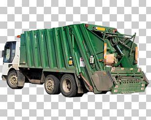 Garbage Truck Waste Management Dumpster PNG