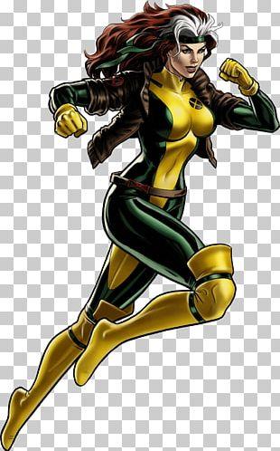 Rogue Professor X Gambit Storm Mystique PNG