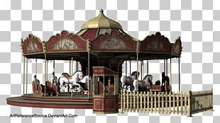 Carousel Photography PNG
