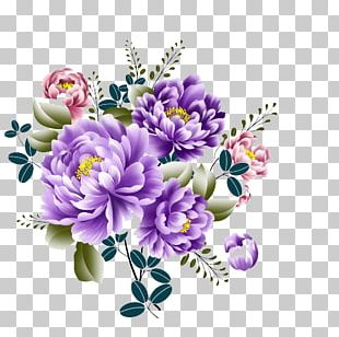T-shirt Flower Watercolor Painting Peony Work Of Art PNG