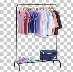 Vintage Clothing Coat Rack Clothes Hanger Clothes Horse PNG