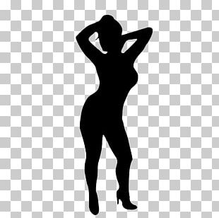Women Silhouette Woman PNG