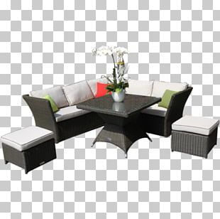 Couch Table Sofa Bed Wicker Chair PNG
