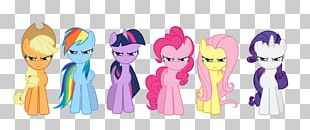 Applejack Twilight Sparkle Pinkie Pie Rarity Rainbow Dash PNG