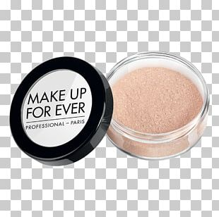 Face Powder Cosmetics Make Up For Ever Primer Powder Puff PNG
