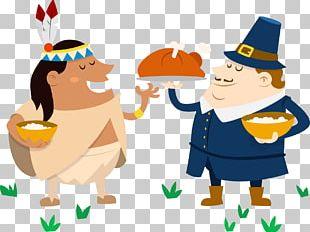 Thanksgiving Euclidean Character PNG