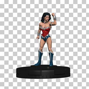 HeroClix Diana Prince Superman Lex Luthor PNG