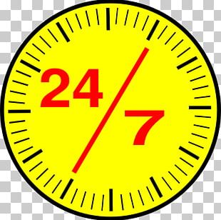 24-hour Clock Clock Face Time PNG