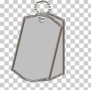 Dog Tag Soldier Military Bulldog PNG