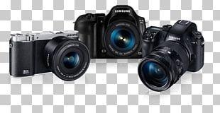 Digital SLR Canon EOS 7D Mark II Camera Lens Mirrorless Interchangeable-lens Camera PNG