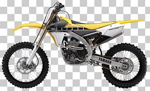 Yamaha Motor Company Yamaha YZ250F Yamaha YZ450F Motorcycle PNG