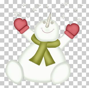 Christmas Decoration Snowman Winter PNG