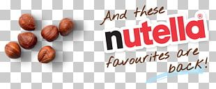 Praline Nutella Chocolate Spread Superfood PNG