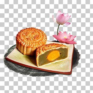 Mooncake Mid-Autumn Festival PNG