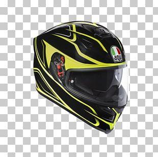Motorcycle Helmets AGV Racing Helmet PNG