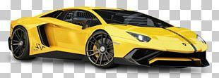 2015 Lamborghini Aventador PNG