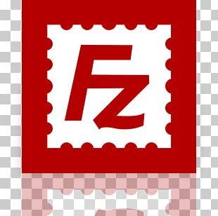 FileZilla File Transfer Protocol PNG
