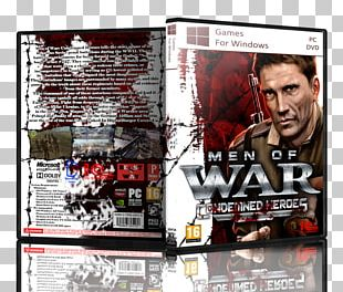 Men Of War: Condemned Heroes PC Game Electronics Product Key Retail PNG