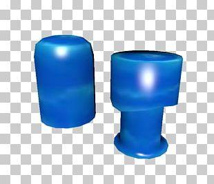 Cobalt Blue Electric Blue Plastic PNG
