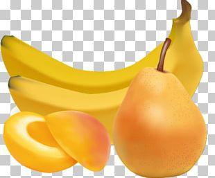 Banana Food Fruit Berry PNG