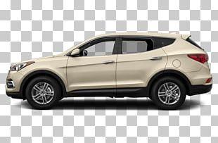 Hyundai Motor Company Car Sport Utility Vehicle 2018 Hyundai Santa Fe Sport 2.4L PNG