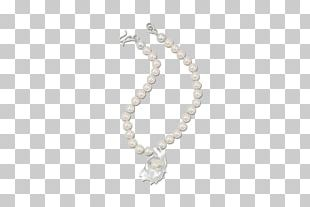Necklace Bracelet Pearl Body Jewellery Jewelry Design PNG